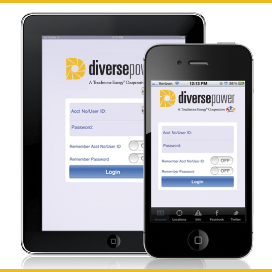 Diverse-Power_Mobile-App